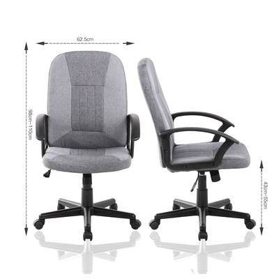 Melton High Back Office Chair