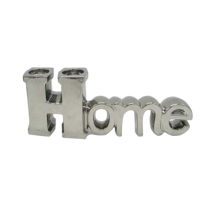 Metallic Home Decorative Sculpture