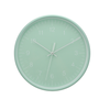 Mint Green Plastic Wall Clock 6910B-HF