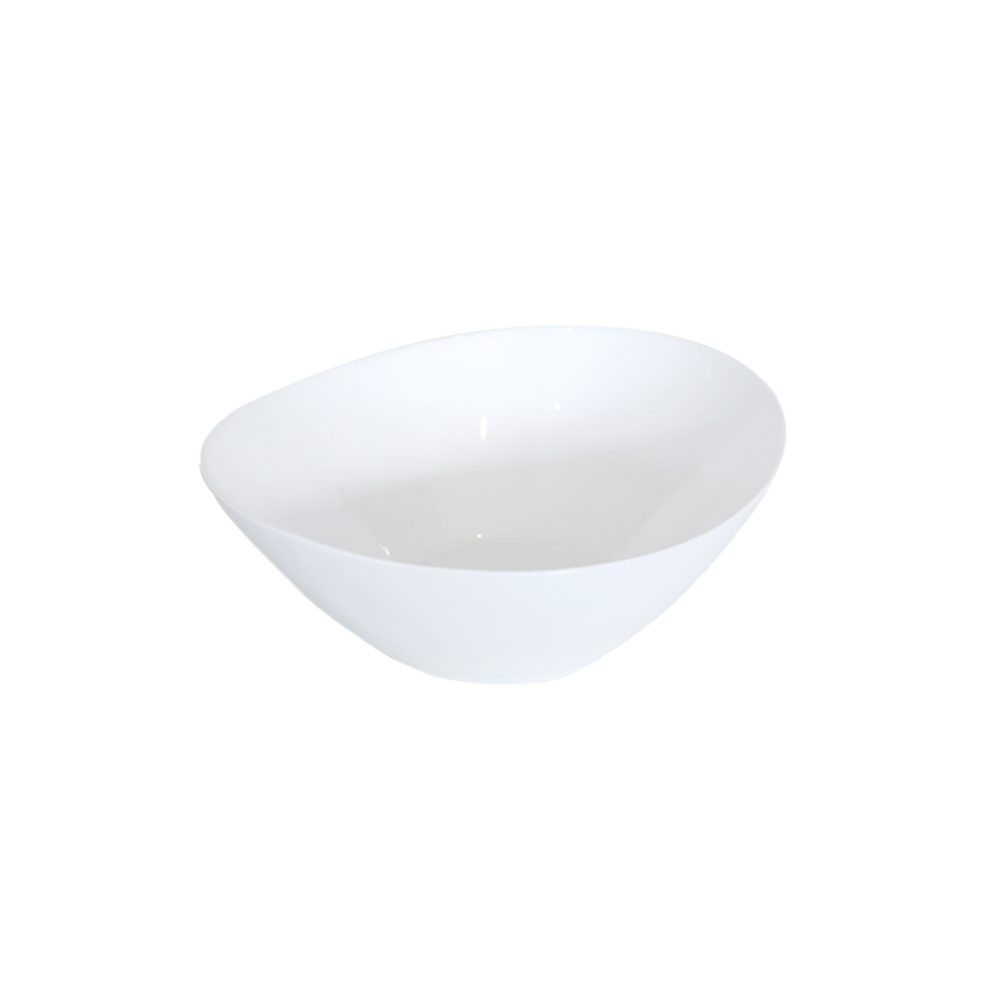 "Now100w 10"" Opalware Salad Bowl"