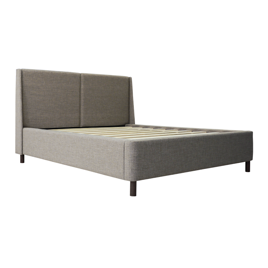 Oscar Upholstered Queen Bed