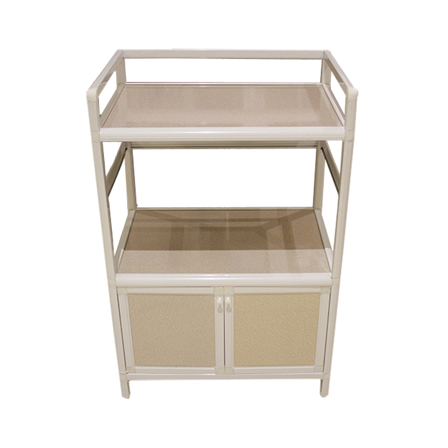 Olly 2 Door Kitchen Cabinet With Shelf