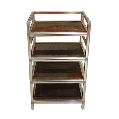 Olly 4 Shelf Kitchen Rack