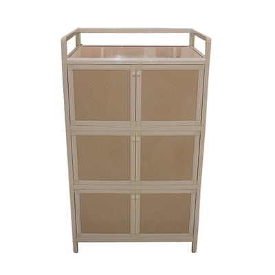 Olly 6 Door Kitchen Cabinet