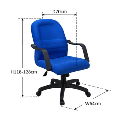 Orson Low Back Office Chair