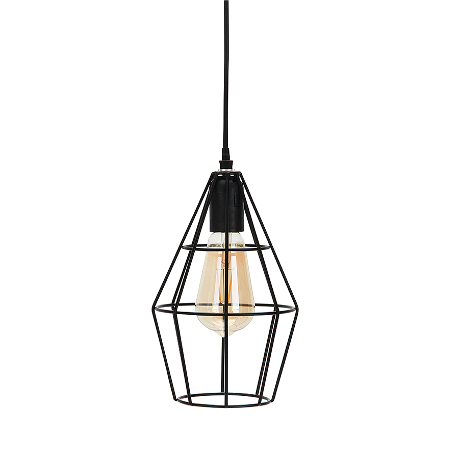 P366 Single Metal Pendant Lamp