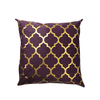 PLP08-106 Purple/ Gold Moroccan