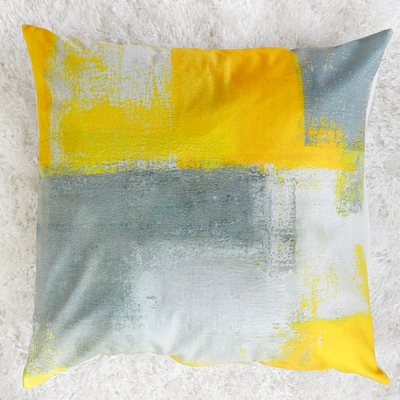 PLP08-15 Yellow/ Gray Paint Style 60x60