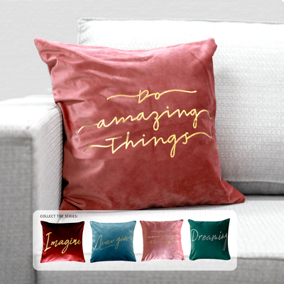 PLP08-33 Do Amazing Things Pink