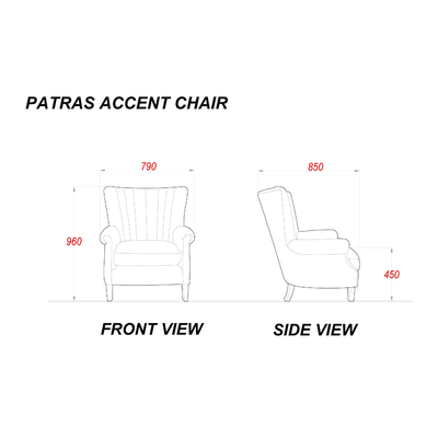 Patras Accent Chair