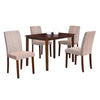 Percival 4 Seater Dining Set
