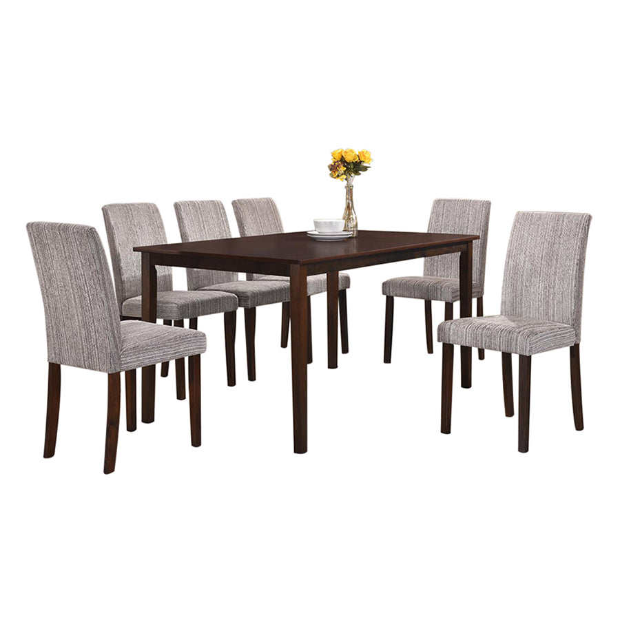 Round Table Late Delivery Policy.Percival 6 Seater Dining Set Mandaue Foam
