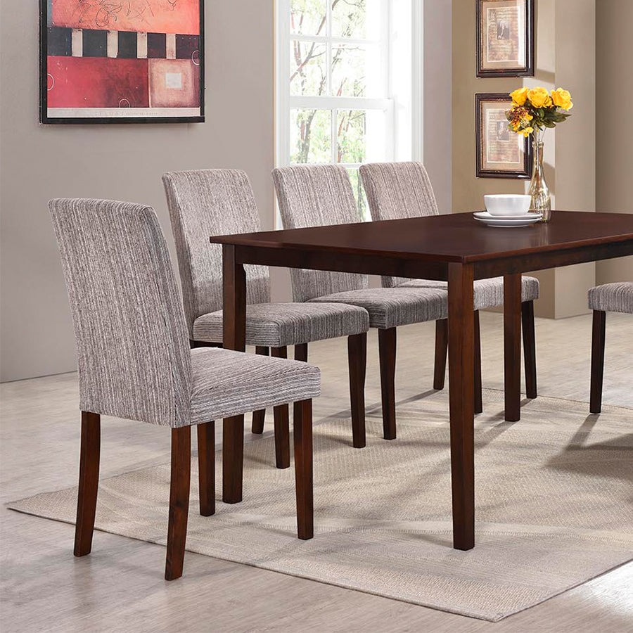Round Table Late Delivery Policy.Percival 6 Seater Dining Set