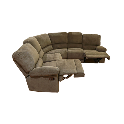 Quartz Home Theater Sofa