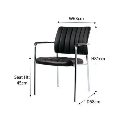 Ralph Office Visitor Chair
