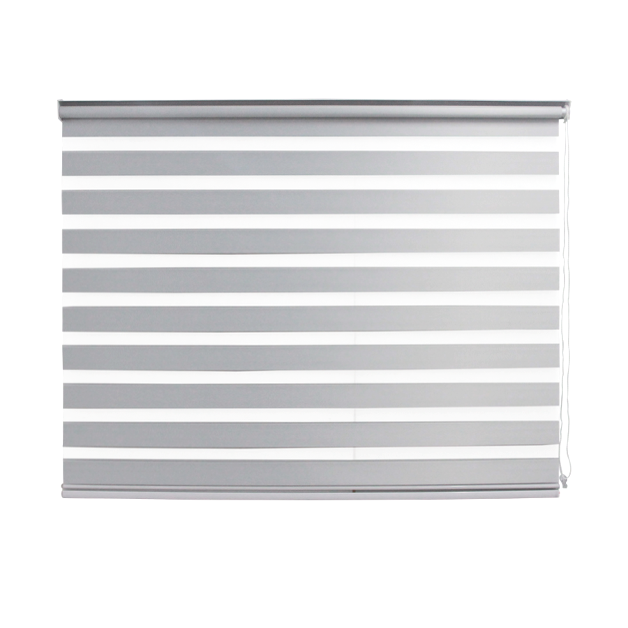 SBO-01 Light Grey Zebra Blinds