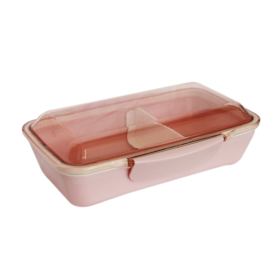 SC-8042-2 Lunch Box Pink