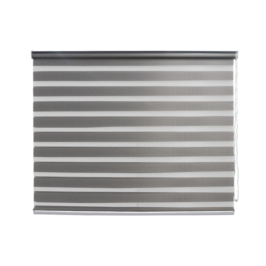 SNB-07 Grey Zebra Blinds