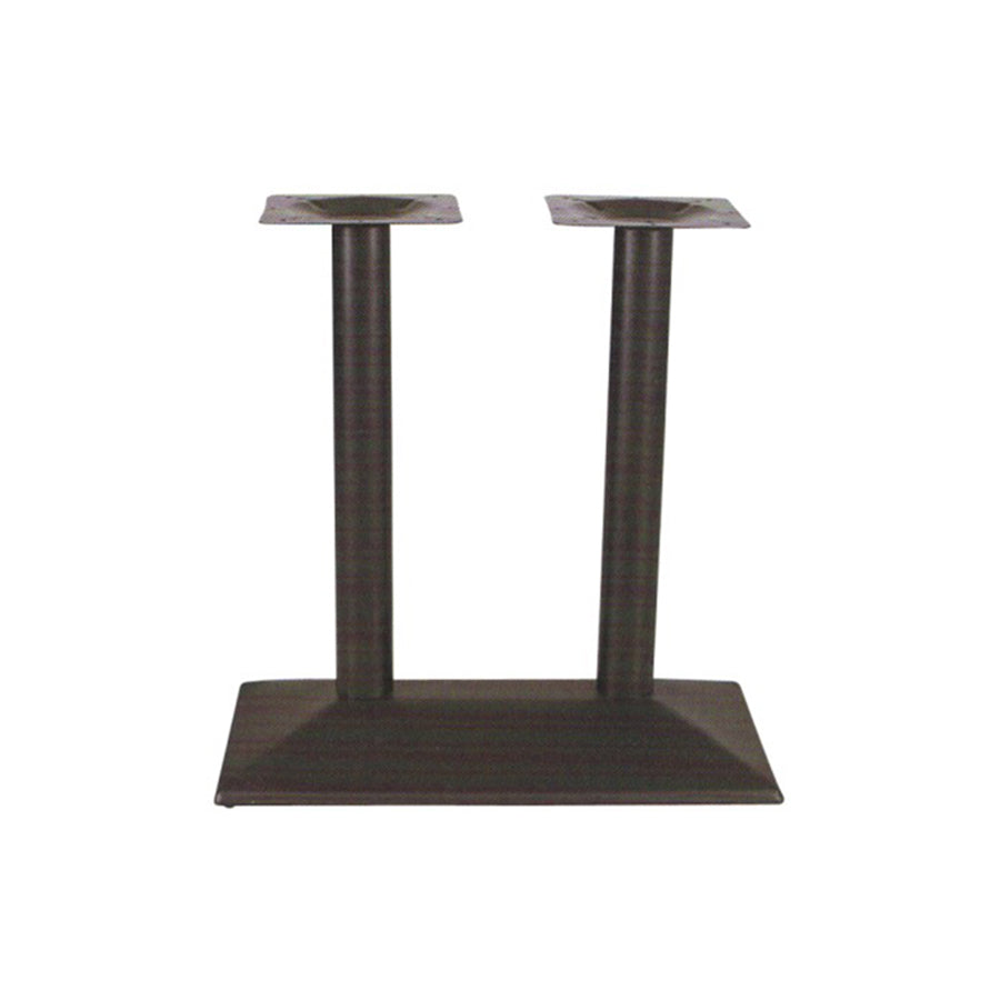 Samir Double Restaurant Table Leg