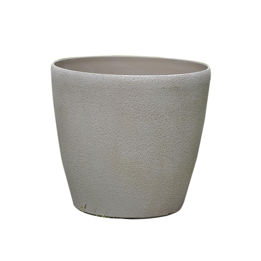 Sand Stone w/ Interlayer Planter Small