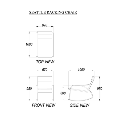 Seattle Rocking Chair