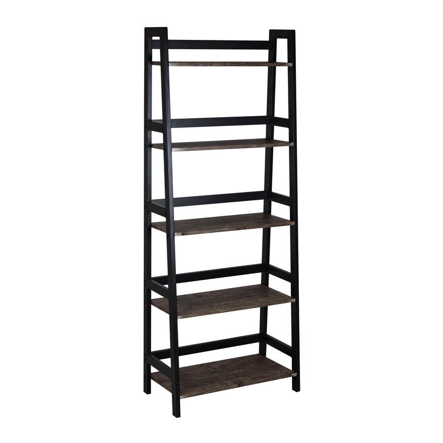 Shanti Bookcase - Light Wenge