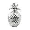 Silver Pineapple Sculpture