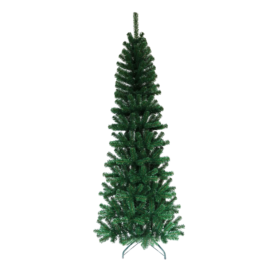 TJ5020 P2 5' Slim Christmas Tree 5 Feet