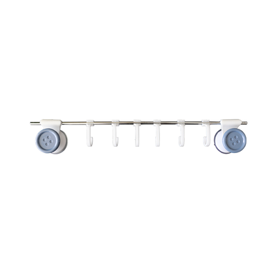 TL-2120 Plastic Wall Clothing Hooks