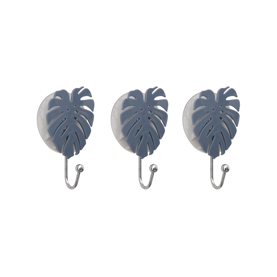 TL-2400 3pc Set Leaf Clothing Hook