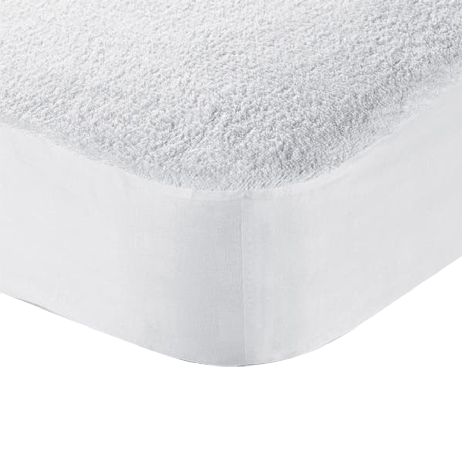 Terry Cotton Waterproof Mattress Protector