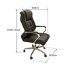 Tiberius High Back Office Chair
