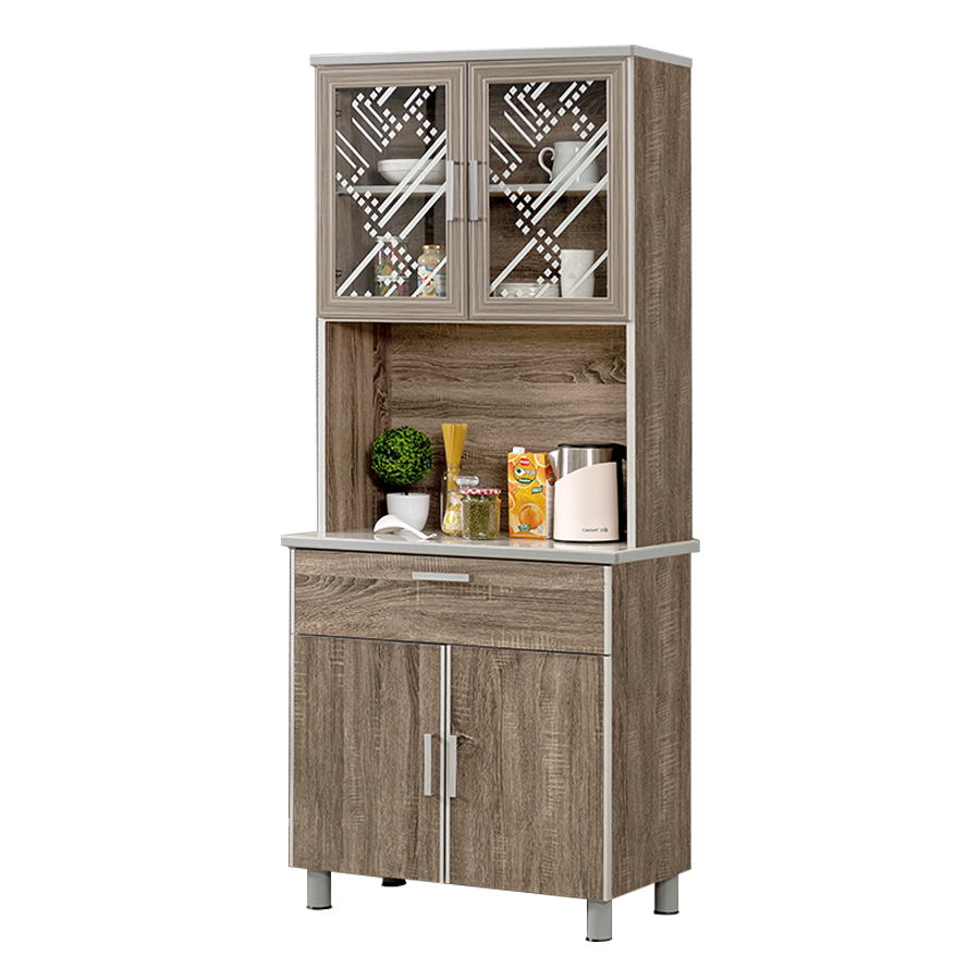 Tilo 2 Door Kitchen Cabinet