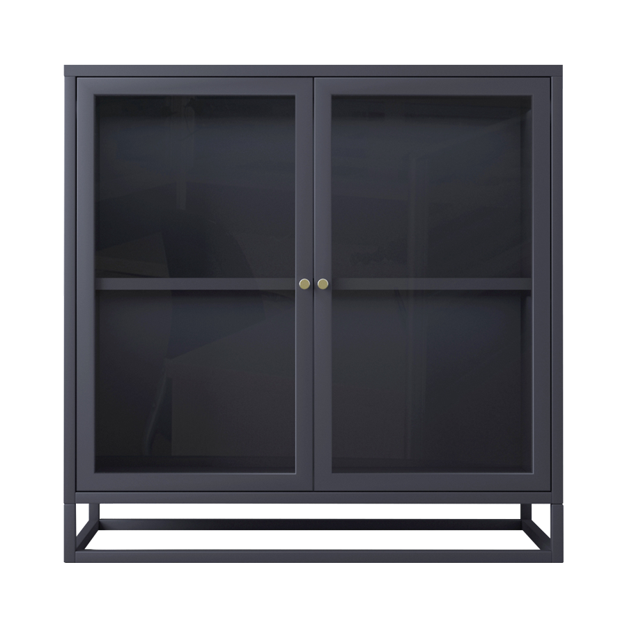 Victor Low Display Cabinet