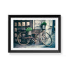 Vm88136 Vintage Bicycle Framed Art