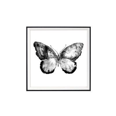 Vp93736 Wall Frame Butterfly