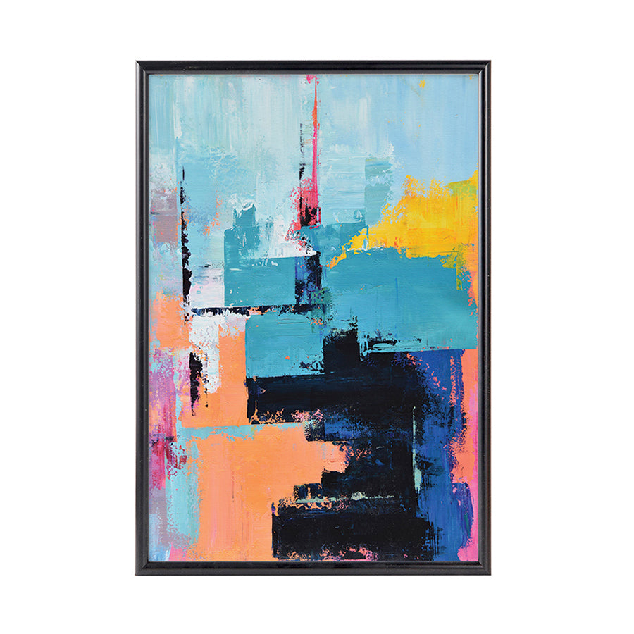 Abstract Framed Art