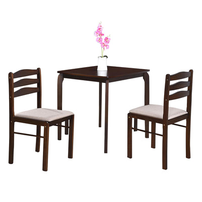 West Starter 2 Seater Dining Set