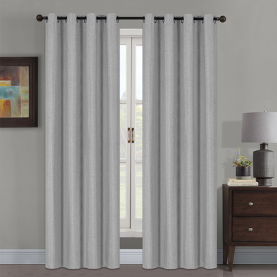 YW-B19153 Linen Full Blackout 54x85""