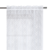 YW-E16 Square Embroidery Curtain 54 X 85""