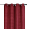 YW-j111 Burgundy Asterisk Design 54 X 72""