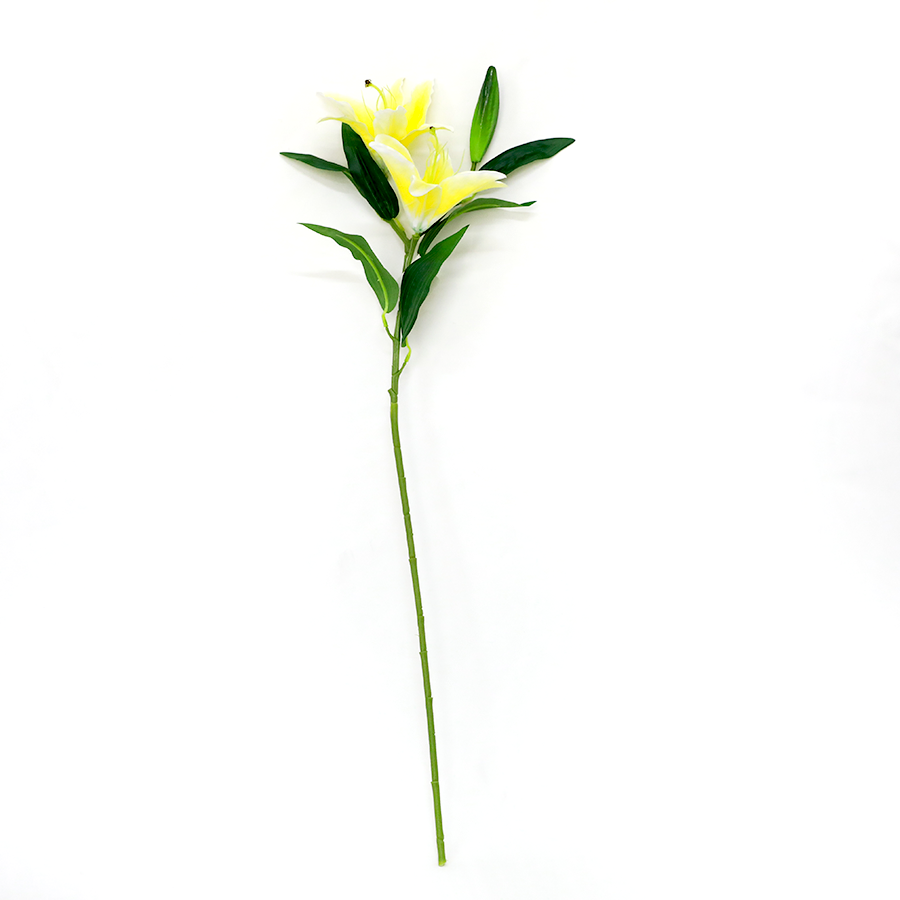 Yellow Lilium Spray