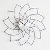 Ygz19-0065 Metal Wall Clock 49.5cm