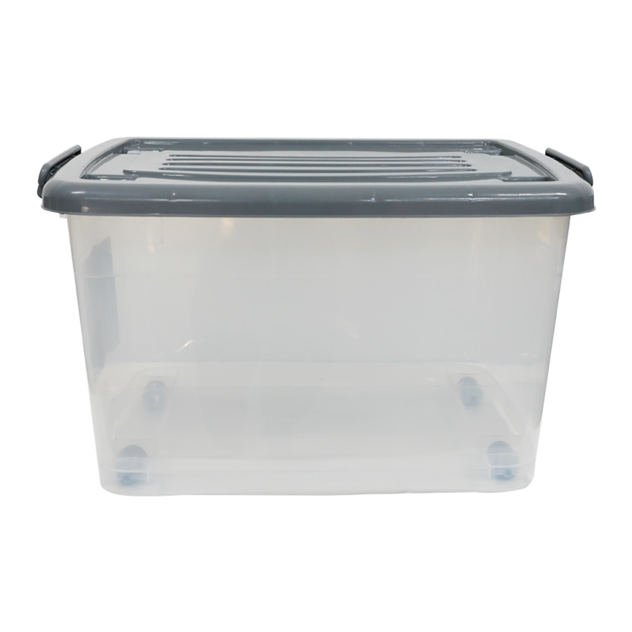 Zg-306 Storage Box with Wheels 90l
