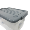 Zg-307b Storage Box with Wheels 60l