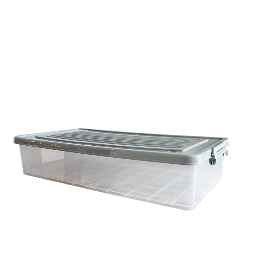 Zg-319 Underbed Box with Wheels 35l