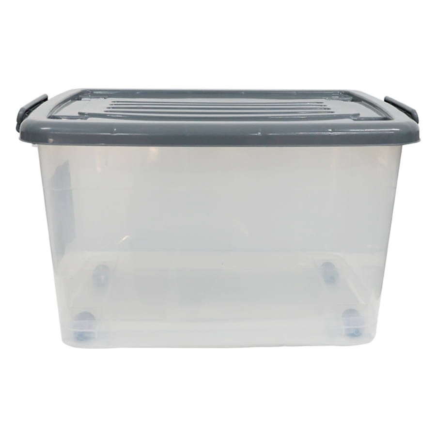 Zg-393 Storage Box with Wheels 70L