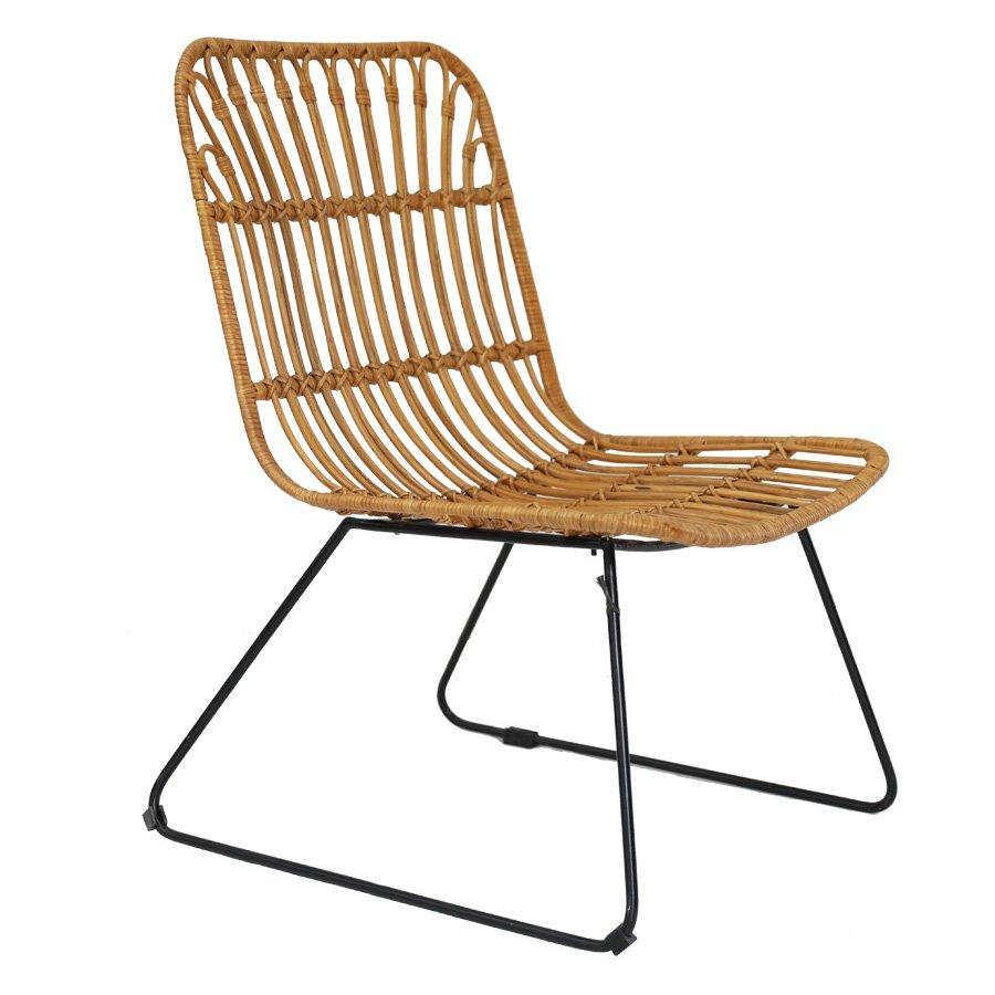 Yunee Rattan Accent Chair