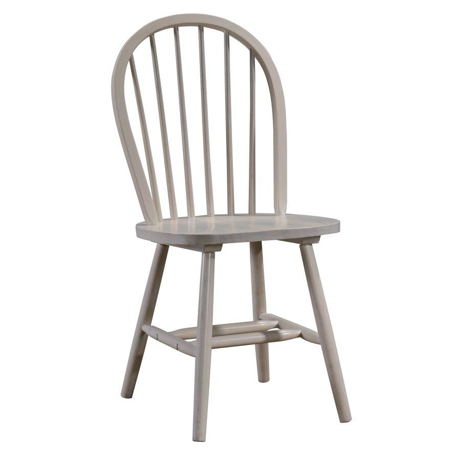 HOLLY KF 4015 DC CHAIR ONLY - WHITE WASH
