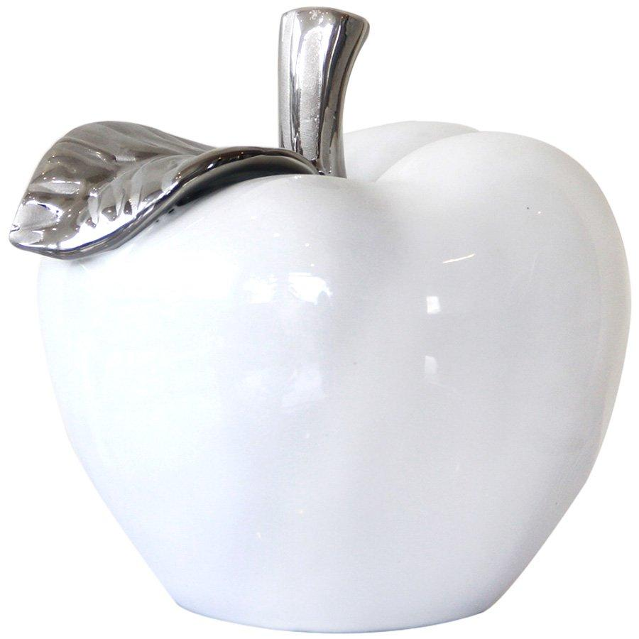 D9283-1 Decorative Ceramic Apple - Mandaue Foam